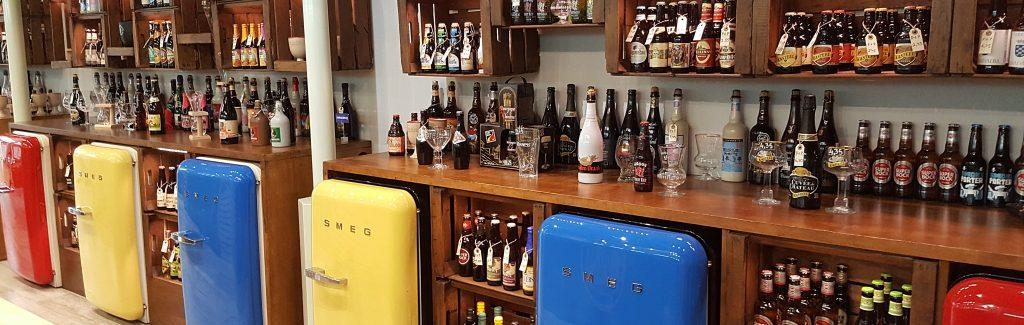 Las Cervezas del Mercado in Valencia