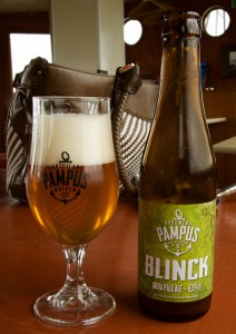 Blinck IPA, bierbrouwerij Pampus