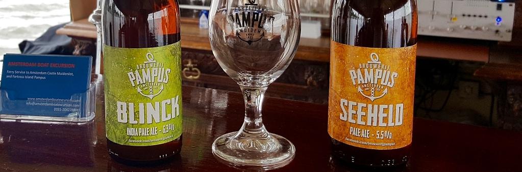 Blink brouwerij Pampus