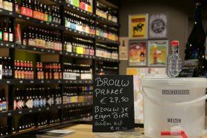 Bier en Plezier, bierwinkel Almere