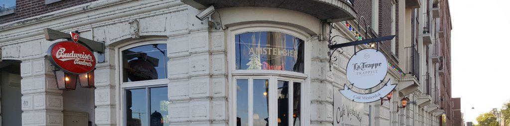 Café Westerdok in Amsterdam