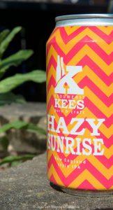 Hazy Sunrise brouwerij Kees