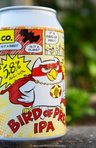 Bird of Prey, Uiltje Craft Beer
