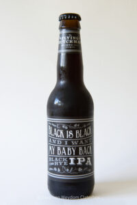 Black Rye IPA - The Flying Dutchman