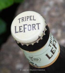Tripel LeFort - Brouwerij Omer Vnader Ghinste